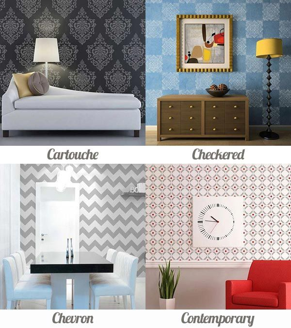 A Pattern Glossary Of Essential Designs And Styles For Interior