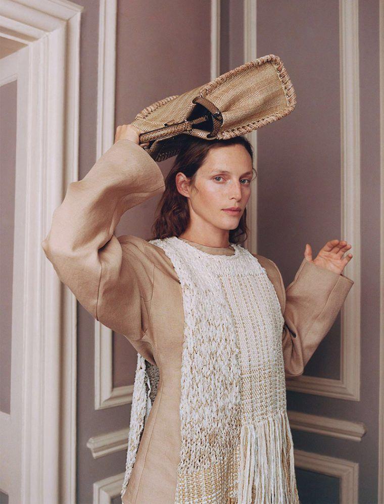 Vivien Solari by Coco Capitan for Vogue UK February 2017
