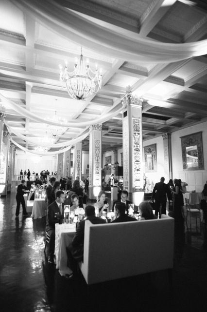 Elegant Wedding Reception At The Cadre By Southern Event Planners