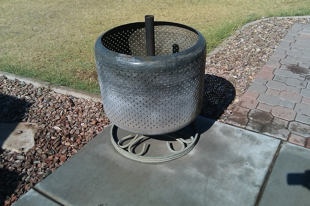 Washing Machine Tub Fire Pit Cool Fire Pits Fire Pit Barrel Fire Pit
