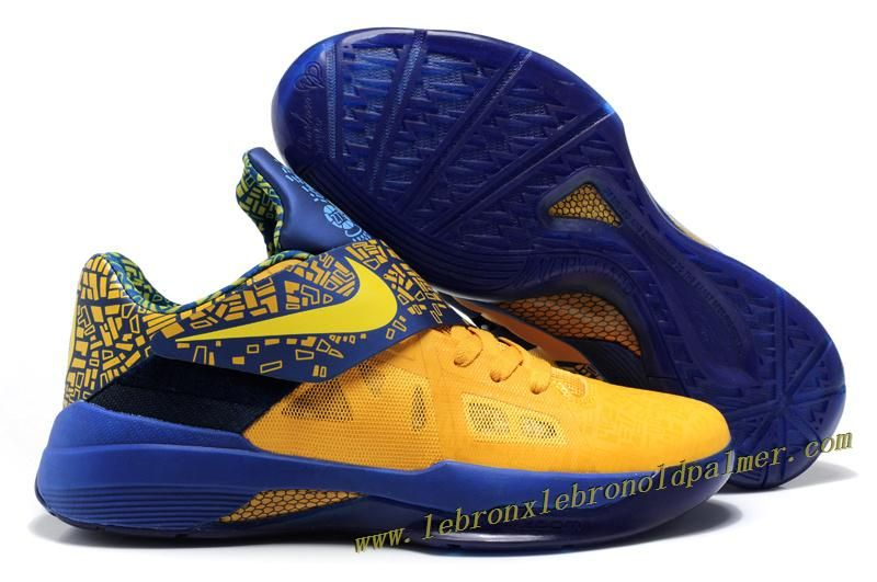 Nike Zoom KD Kevin Durant Shoes Scoring