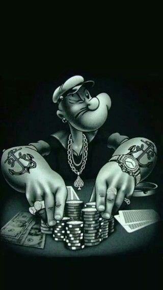 anime nonchalance gambling