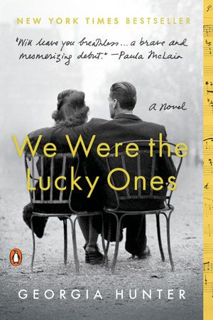 We Were the Lucky Ones by Georgia Hunter 9780399563096   PenguinRandomHouse com Books is part of Historical fiction books, Good books, Fiction books, The incredible true story, Books to read, Historical fiction - NEW YORK TIMES BESTSELLER  Inspired by the incredible true story of one Jewish family separated at the start of World War II, determined to survive—and to reunite—We Were the Lucky Ones is
