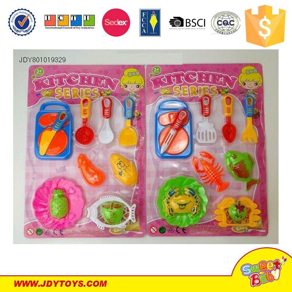 Child cheap plastic cooking toy kitchen set view toy kitchen set jdy product details