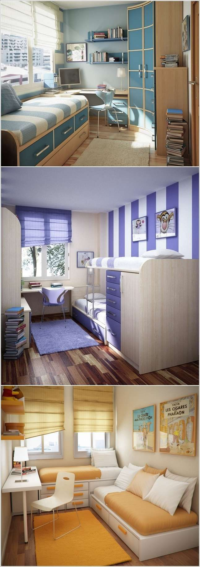 Study Room Storage: 5 Space Saving Ideas To Add A Study Space To Your Kids