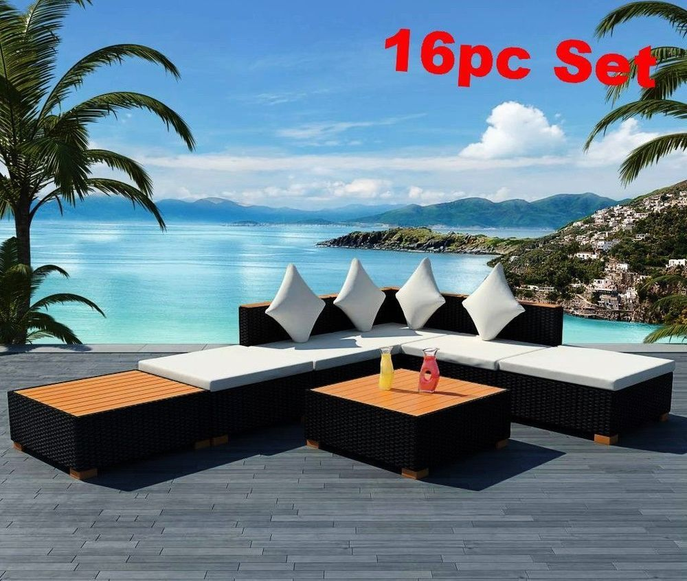 Rattan Sofa Set Clearance Patio Furniture Sets Clearance Rattan Pool Lounge Outdoor