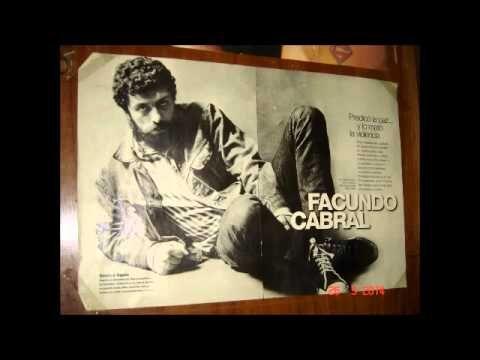 """Facundo Cabral - """"En Vivo"""" (La Plata, Argentina) - Álbum Completo (1985) - YouTube"""