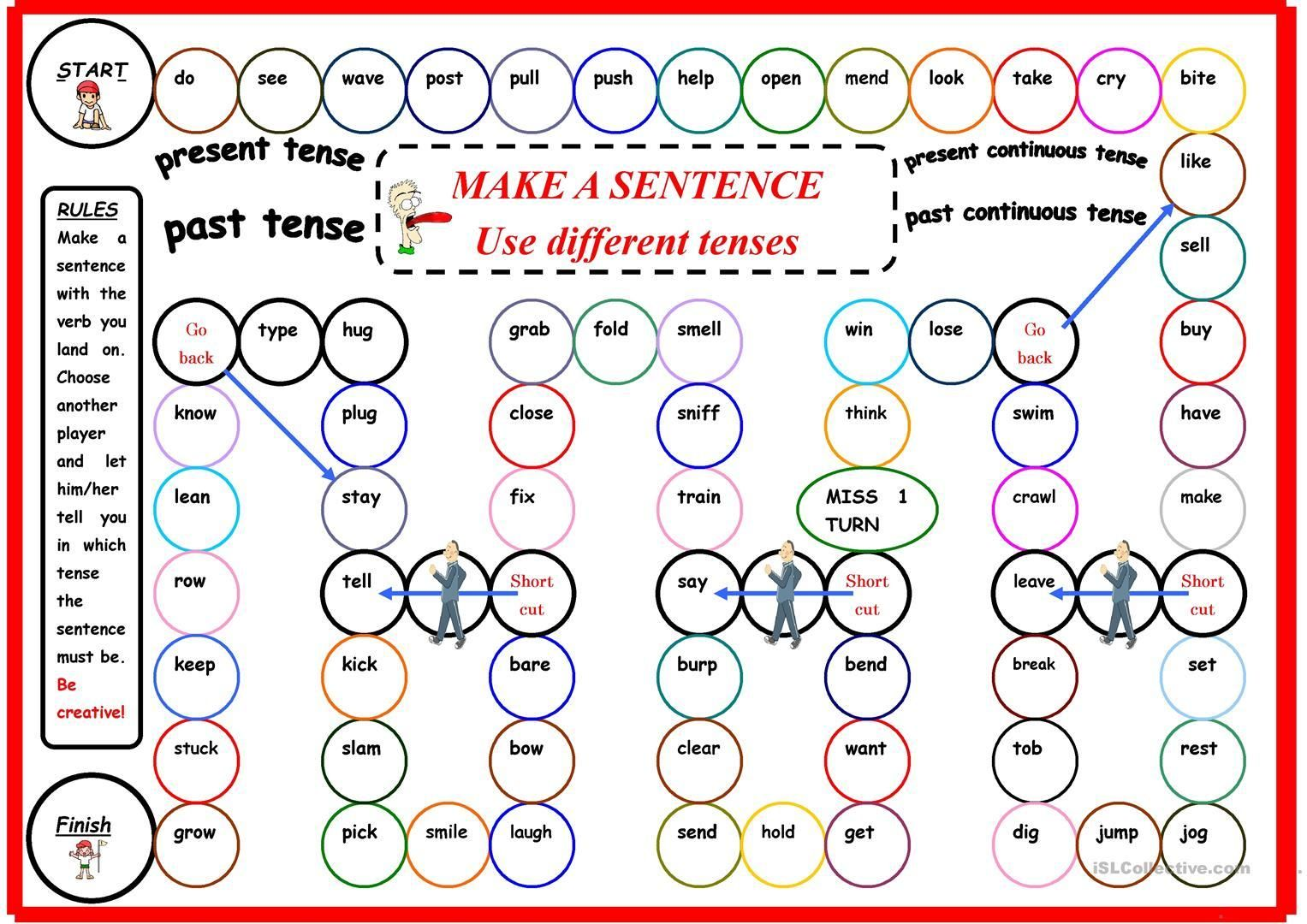 16 To Be Verb Present Tense Worksheets Di