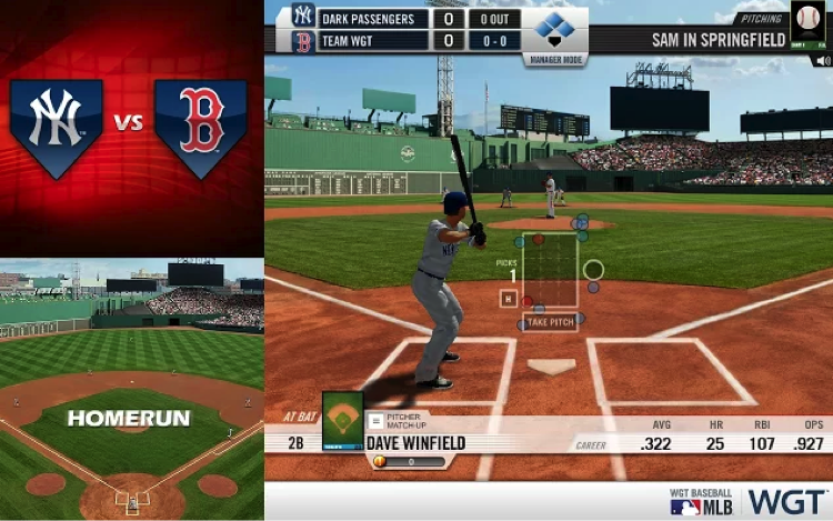 Wgt Baseball Mlb Games To Play Games