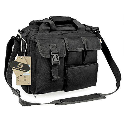 Men/'s Military Tactical Shoulder Messenger Bag Briefcase Outdoor Large Bag Gift