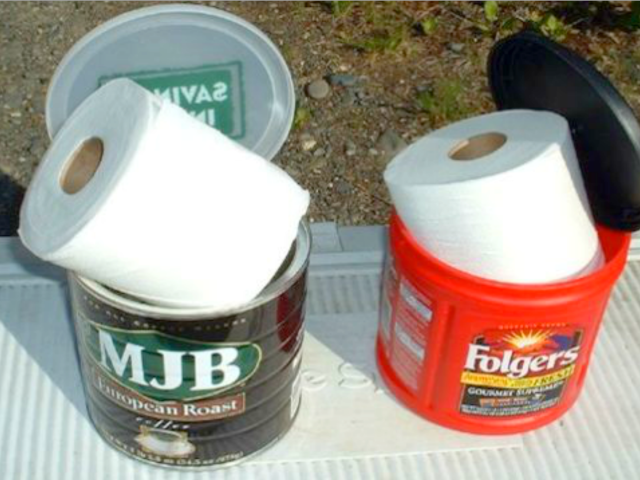 How to Make a DIY Camping Toilet | Camping toilet, Diy camping and ...