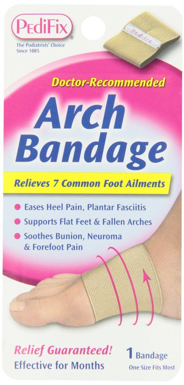 9fc90a59fd Pedifix Arch Bandage | Move those feet | Foot pain, Health, Heel pain