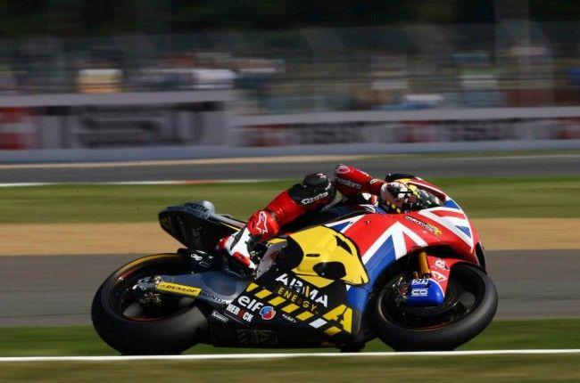 IM2: Silverstone RACE; ; Redding fa suo il GP di casa