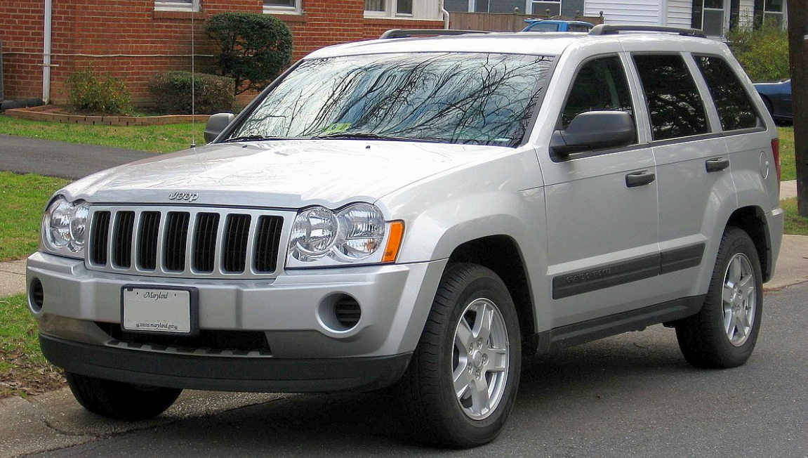 2005 jeep grand cherokee owners manual the intro of the all new rh pinterest com 2005 Jeep Liberty Firing Order 2005 Jeep Liberty Limited Diesel