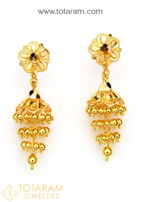 Gold drop earrings buy online 22k indian gold screw back drop gold drop earrings buy online 22k indian gold screw back drop earrings south indian gold drop earrings like gold jhumkas gold makarakundanalu e mozeypictures Image collections