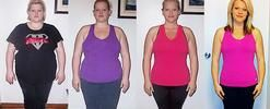 apple cider vinegar, water, honey - drink 3x a day ... great weight loss results