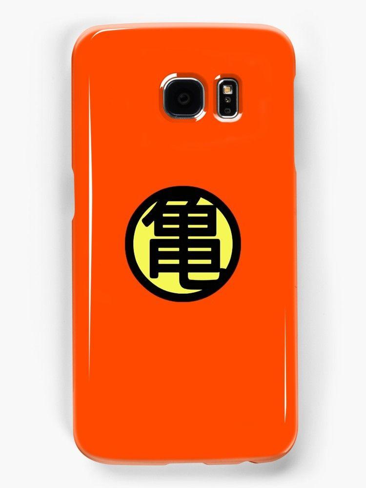 Dragon Ball Kame Symbol Dragon Ball Galaxy Cases Skins