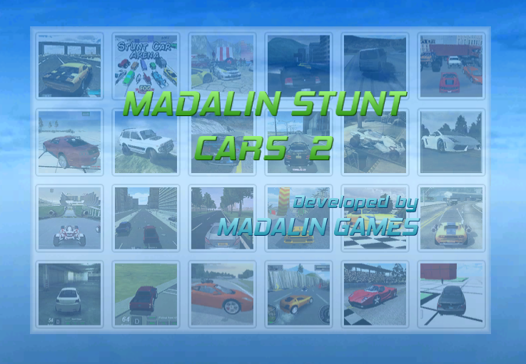You can play Madalin Stunt Cars 2 in a99.io as unblocked.