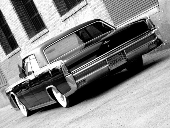 1965 Lincoln Continental 65uicid San Jose Ca Owned By