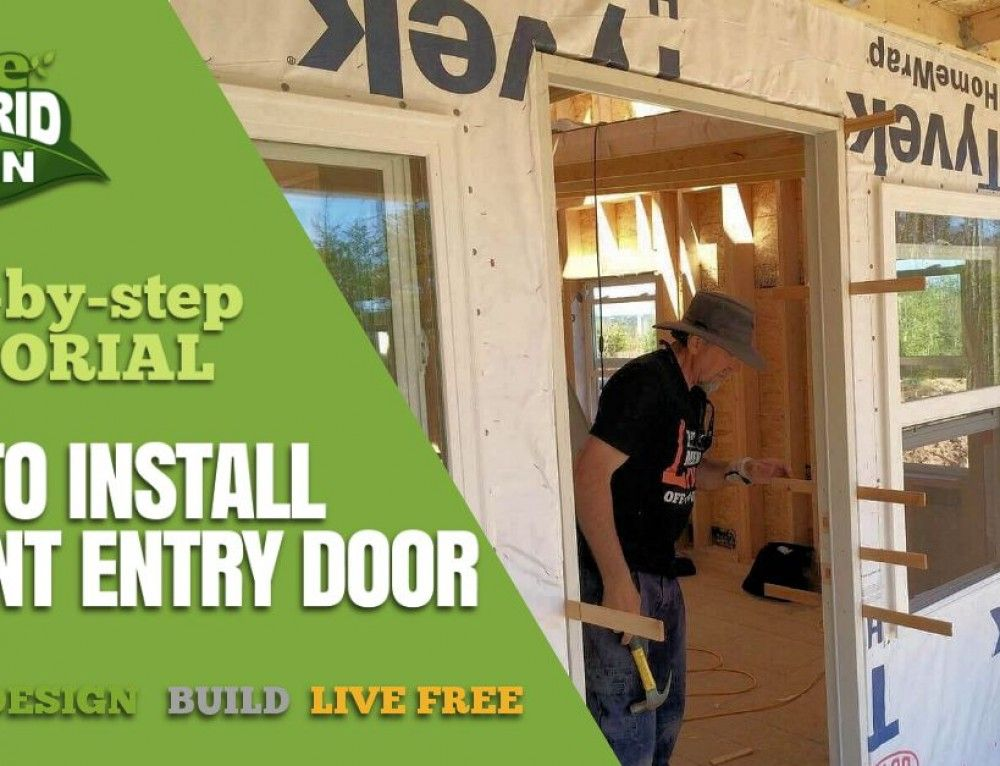How to build a rock solid low cost off grid cabin