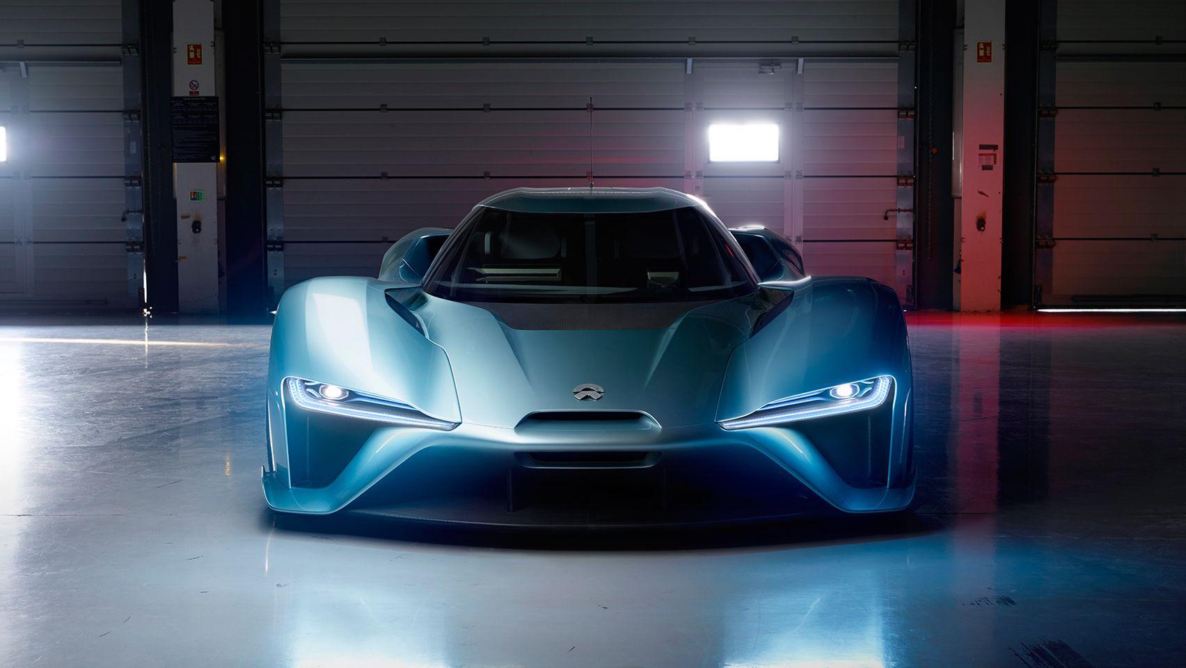 Nextev Unveils World 39 S Fastest Electric Supercar Super Cars Electric Car Car Car