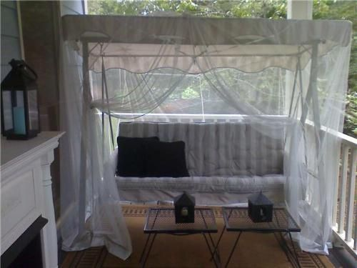 Um Yes Please Patio Spaces Home Decor Mosquito Netting Patio