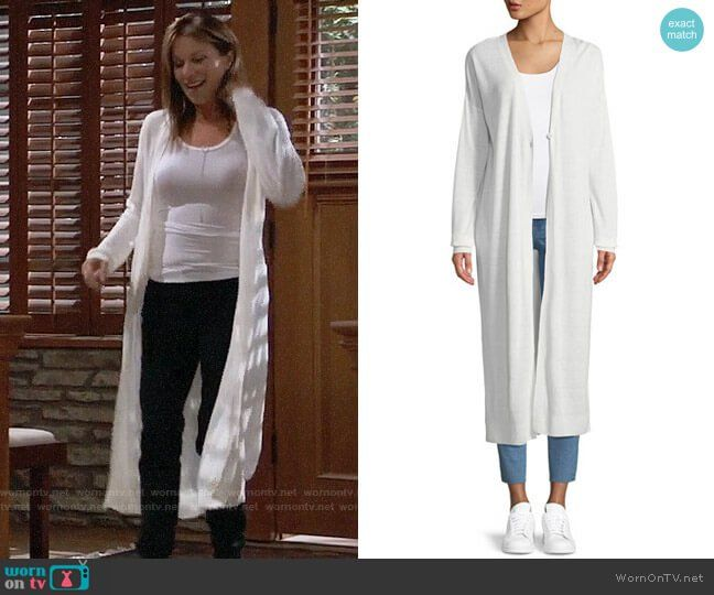 Theory Duster Cardigan (With Images)