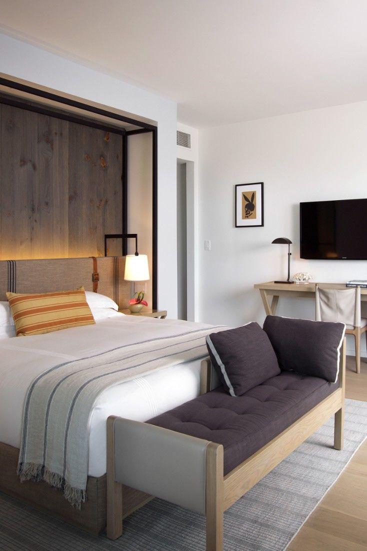 Small Hotel Room Design: Hotel Victor (Miami, FL)