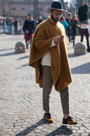 Pitti Uomo 87 Street Style: Part II
