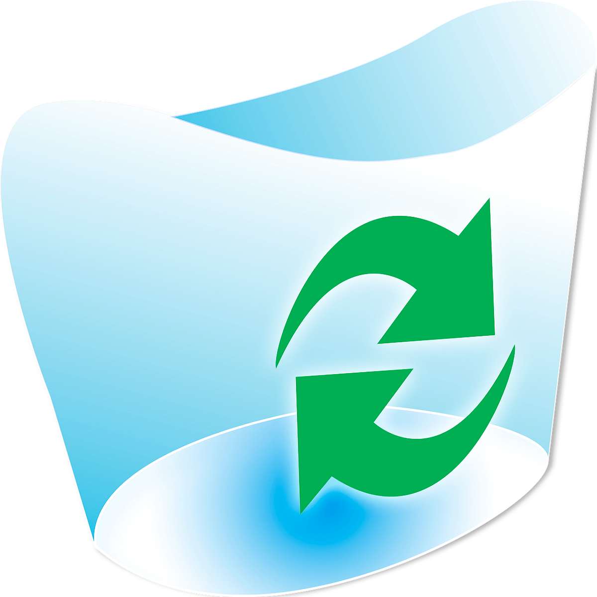 How To Fix Windows 10 Recycle Bin Icons Not Refreshing Recycle Bin Icon Recycling Bins Recycling
