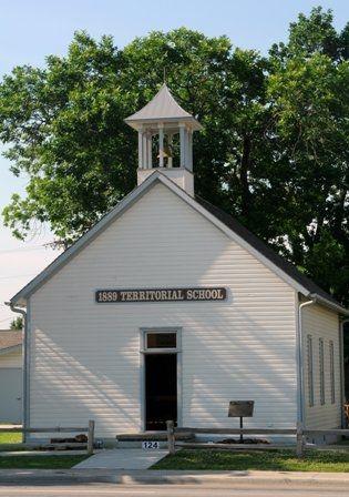 1889 Territorial Schoolhouse Oklahoma Travel Oklahoma Edmond Oklahoma