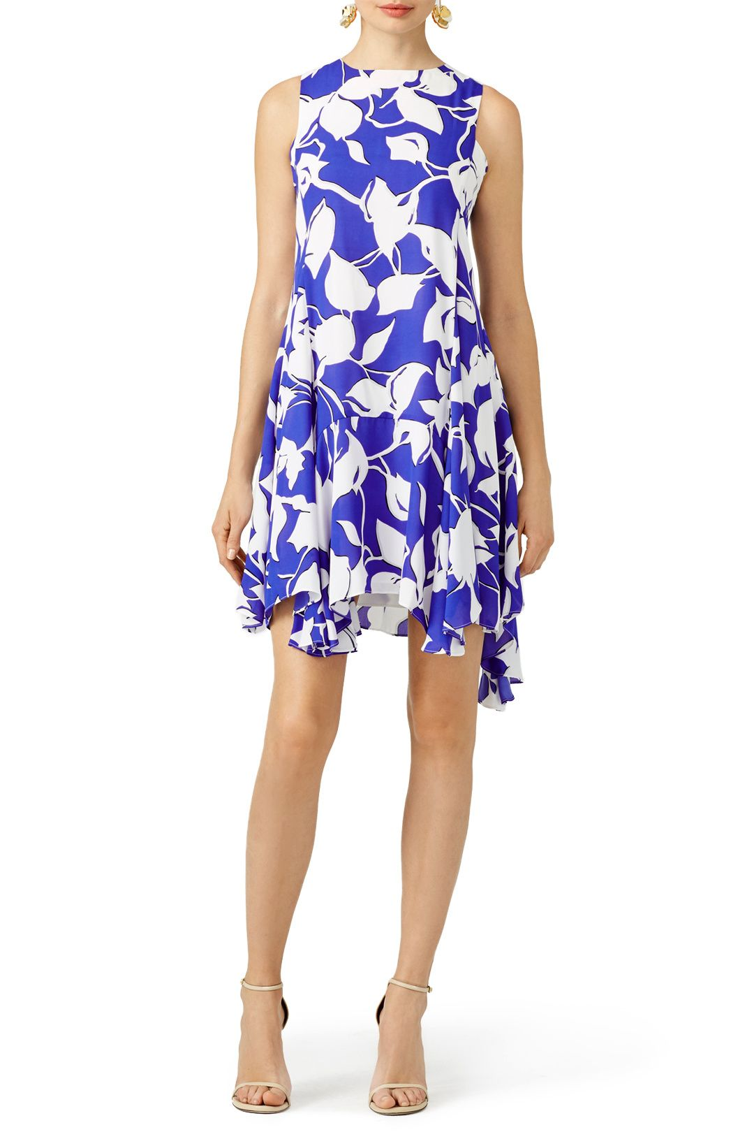 d5eb8387 Periwinkle Pistachio Block Up Sheath by Cynthia Rowley   Style   Dressy  dresses, How to wear, Dresses