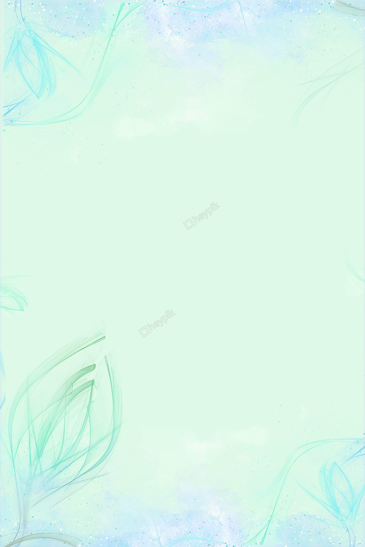 يترك سماوي الطازجة خلفية الطبقات Abstract Artwork Abstract Artwork