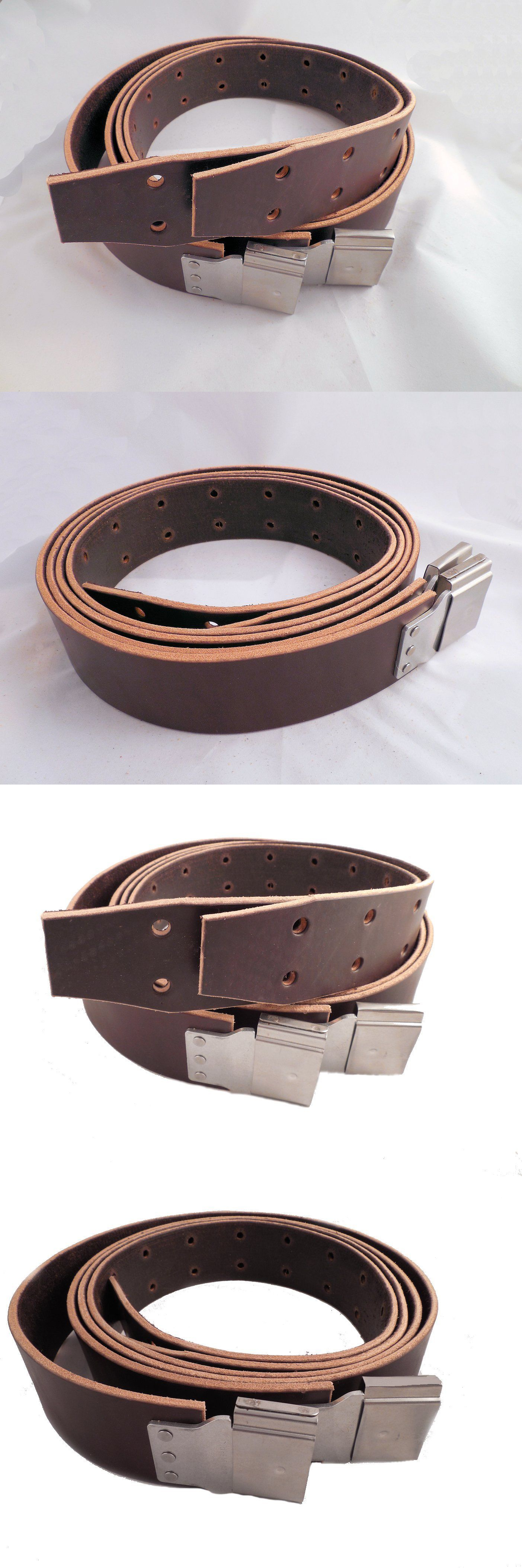 Other Western Tack 47301: Amish Made Genuine Usa Leather Western Stirrup Straps W/ Buckles-Brown 2 1/2 BUY IT NOW ONLY: $72.95