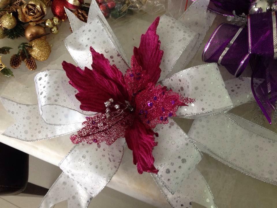 Mo os para arbol navide o mo os navidad pinterest - Decoracion arbol navideno ...