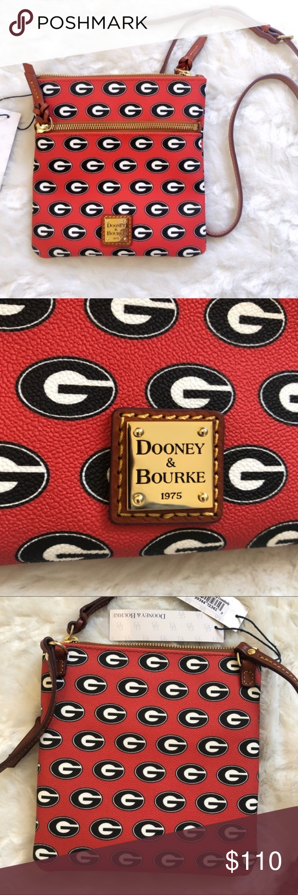 Georgia Bulldogs Tube Top / College Football Apparel