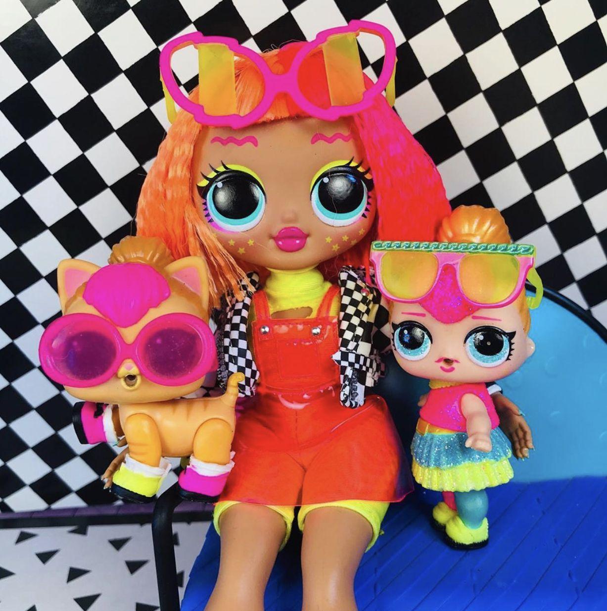 #LOLSurprise #LOLOMG #L.O.L.O.M.G. | Куклы, Барби, Ремесла