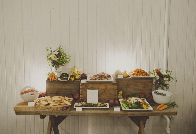 This Place Grazing Tables Kinfolk Dinner Buffet Set