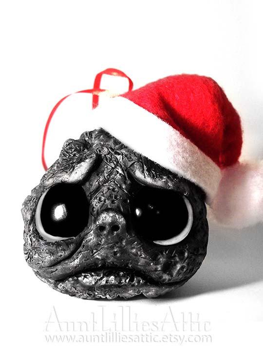 Lump Of Coal For Christmas.Lump Of Coal Christmas Ornament Gag Gift Naughty List