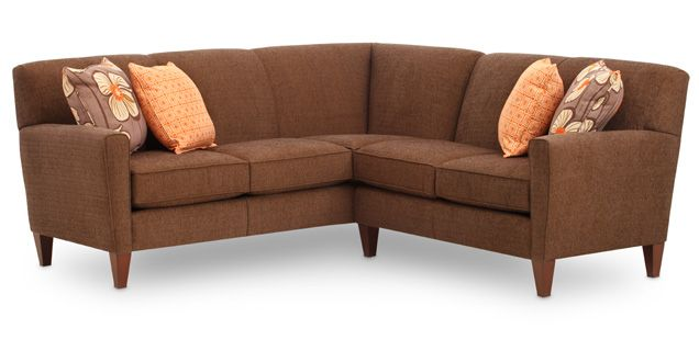 Sofa Mart Romeo Juliet 2 Pc Sectional Sc Bcromu Elegant