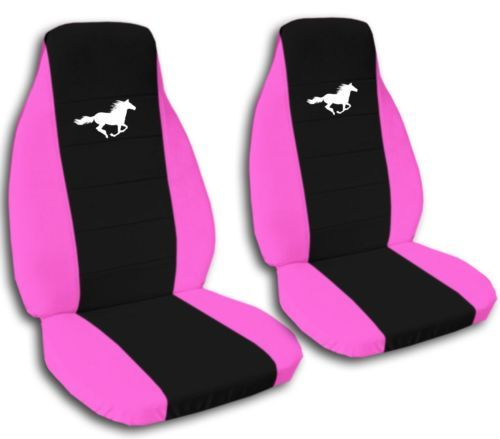 Pleasant Details About 2005 To 2007 Ford Mustang White Horse Seat Beatyapartments Chair Design Images Beatyapartmentscom