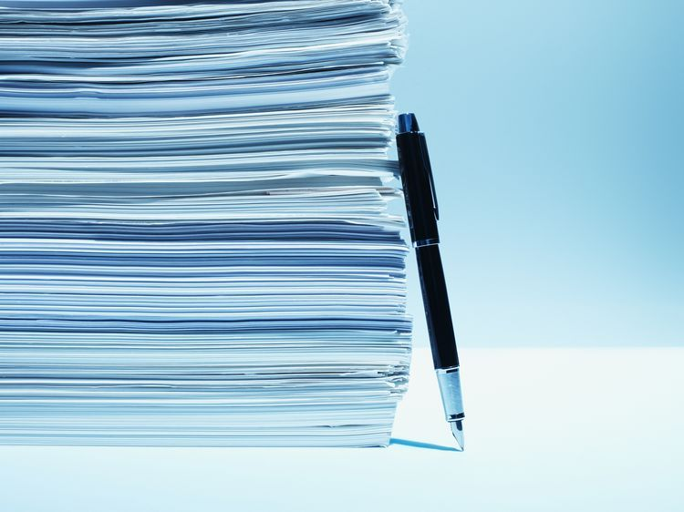 How long does it take to sign home buying documents