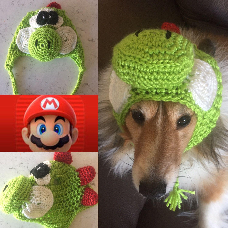 Super Mario Dog Hat Yoshi Dog Hat Dog Hat Yoshi Yoshi Dog & Super Mario Dog Hat Yoshi Dog Hat Dog Hat Yoshi Yoshi Dog Super ...