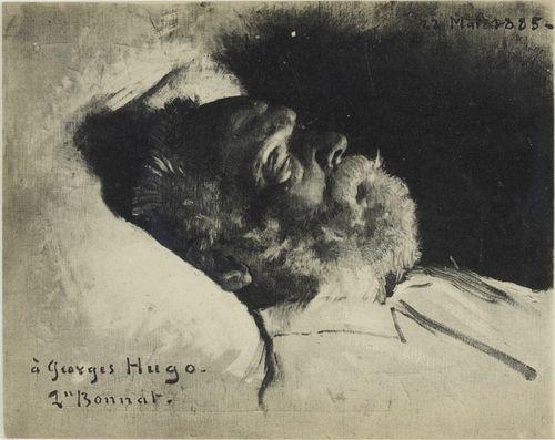 22 mai 1885 : la mort de Victor Hugo vue par la presse | blog.bnf.fr/