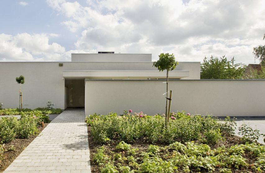 Strakke villa in Avelgem | Dewaele Houtskeletbouw