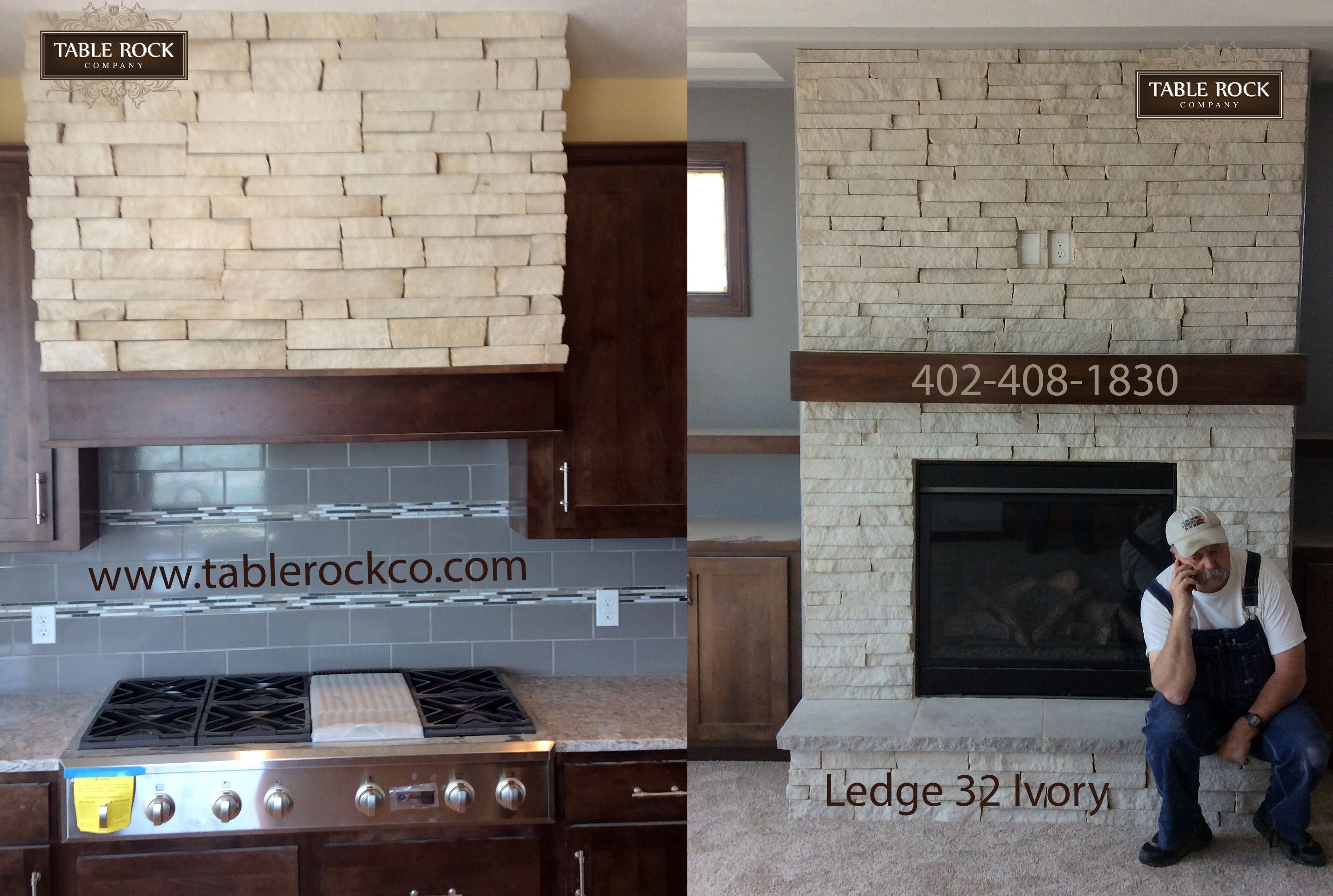 Table Rock Stone Fireplace Natural Stone Fireplace Products