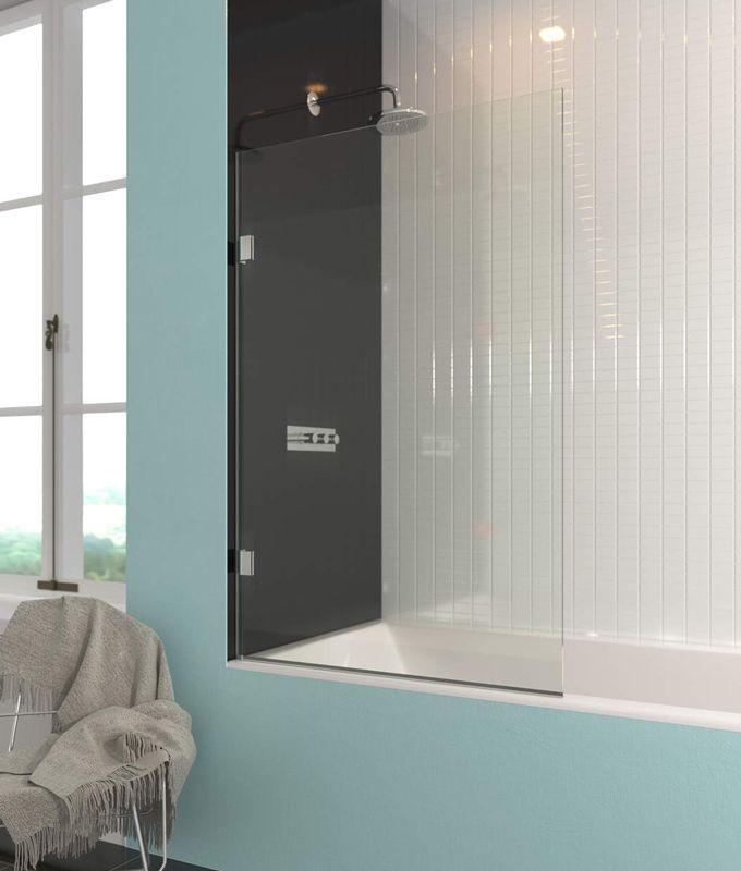 theshowerlab Osmium 16 Fixed Bath Shower Screen | Bathroom final ...