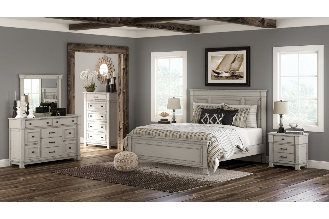 27++ Ashley distressed white bedroom furniture info