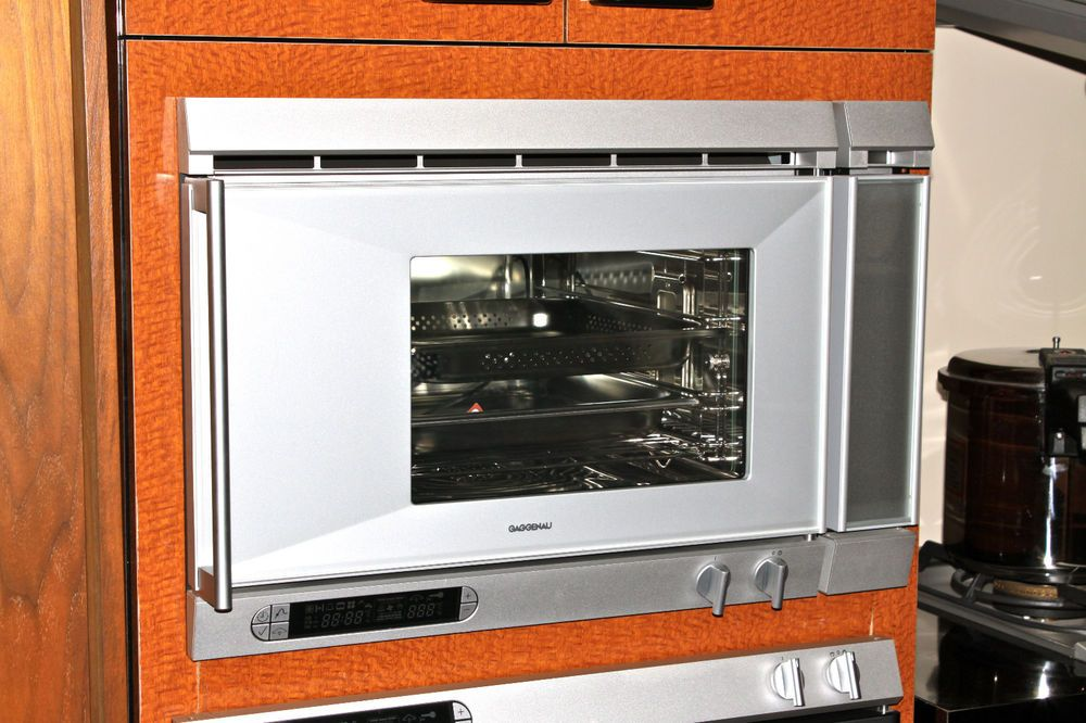 Gaggenau Ed 220 630 Combination Steam And Convection Oven