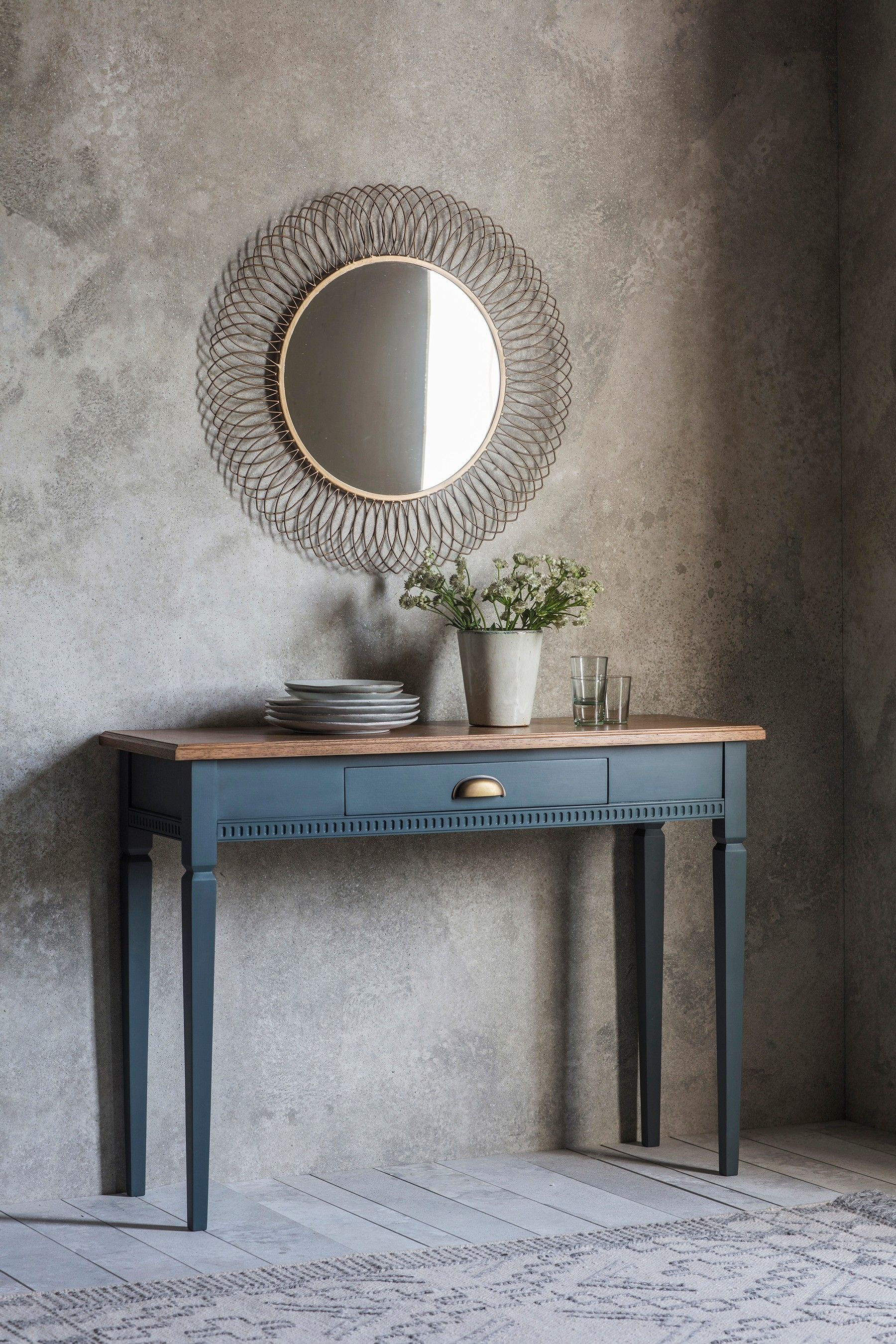 Bronte Console Table By Hudson Living in 2020 | Hall console table